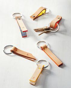 Schlüsselanhänger selber machen als Geschenkidee