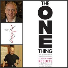 November 2013 Indie Business Book Club: The ONE Thing by Gary Keller and Jay Papasan Steven Pressfield, Business Networking, November 2013, Jay, Indie, The Past, Club, Learning, Simple