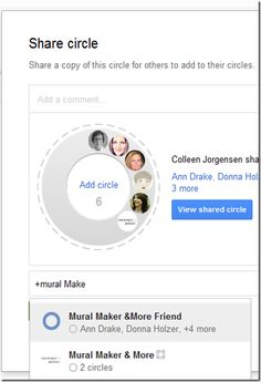 Creative Ways to Use Circles in Google+–Part 5
