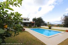 4 bedroom villa with heated pool in Carvoeiro, Lagoa, Algarve, Portugal