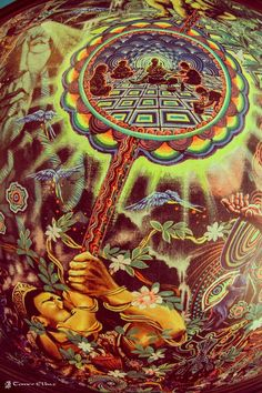 Psychedelic   #ayahuasca