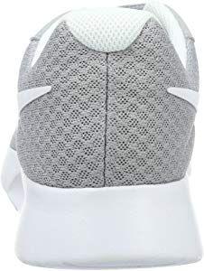 Nike Damen Tanjun Laufschuhe, Grau (WolfgrauWeiß), 42 EU