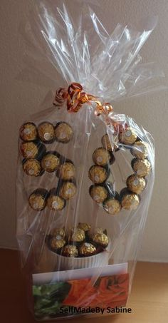 SelfMadeby Sabine: Ferrero Rocher Geburtstagsüberraschung - New Sites 50th Birthday Party Games, Moms 50th Birthday, Birthday Gifts For Women, Birthday Presents, Birthday Decorations, Birthday Cake, Free Birthday, Surprise Birthday, Birthday Ideas