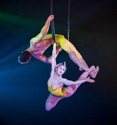 Cirque du Soleil Costumes | EXQUISITE FASHIONISTA