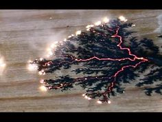 Wood Burning Is Cool... But This Electrical Experiment Is Even Better