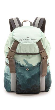adidas by Stella McCartney Weekend Backpack Stella Mccartney Backpack e336f744c1dca