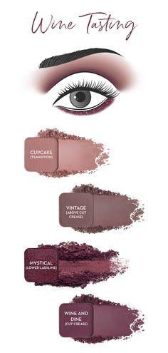 Eye Makeup Art, Makeup Geek, Eyeshadow Makeup, Makeup Addict, Makeup Tips, Hair Makeup, Beauty Make Up, Diy Beauty, Beauty Hacks