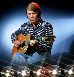 Gloom despair agony on me hee haw roy clark for How is glen campbell doing these days