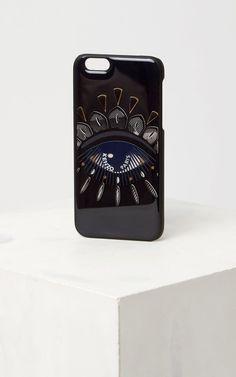 3D Eye iPhone 6/6S case, BLACK, KENZO