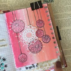 ... it has served me well.. Early last year I sewed 3 junk journals and bound them into the covers of an old hardback book.. I didn't d...