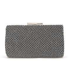 94406447b4d9 Evening Bags and Clutches Party Wedding Shoulder Crossbody Bag for Women  XIANGYI (black)  Handbags  Amazon.com