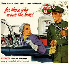 The Romance Of Petroleum Products