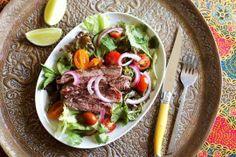 #Recipe: Thai Grilled Steak Salad