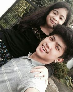 Ranz Kyle and niana Ranz Kyle, Siblings Goals, My Future Boyfriend, Cute Teenage Boys, O Canada, Youtube Stars, Brother Sister, Youtubers, I Am Awesome