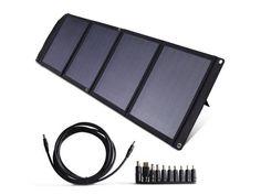 Portable 60W Solar Panel Portable Solar Panels, Portable Battery, Cheap Electronics, Solar Panel Charger, Round Pen, Solar Energy, Usb, Harvest, Goal