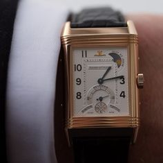 Are watches a good financial investment? Leading Tips and also Standards For Investing in wristwatches - Watches GooD Jaeger Lecoultre Reverso, Jaeger Lecoultre Watches, Tag Heuer, Jeager Le Coultre, Cool Watches, Rolex Watches, Fine Watches, Breitling, Luxury Watches For Men