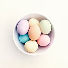 Easter Egg Photography  pastel spring easter by CarolynCochrane