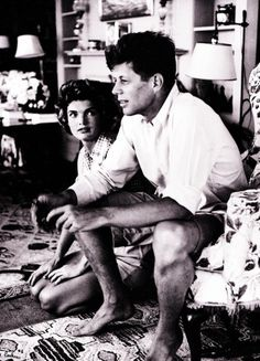 Is there a imperfect photo of the Kennedys in existence? I don't think so.