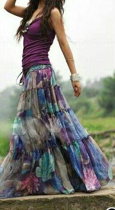 » boho love » boho style » elements of bohemia » - The latest in Bohemian Fashion! These literally go vir