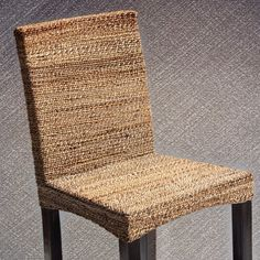 Seagrass Bar #Stool #Design | wickerparadise.com | By Wicker Paradise