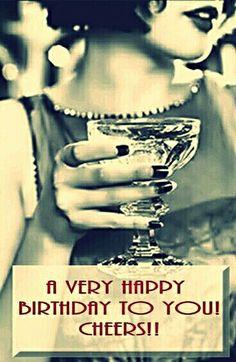 The Number Happy Birthday Meme Happy Birthday Cheers, Happy Birthday Ecard, Happy Birthday Vintage, Happy Birthday Flower, Happy Birthday Pictures, Happy Birthday Greetings, Birthday Messages, Birthday Greeting Cards, Happy Birthday Princess