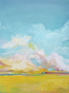 pureblyss:  turningpoint2:  Summer Winds - {Artist Emily Jeffords}  Love her work!