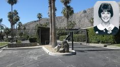 CINDY WILLIAMS - 1155 Los Robles Drive, Palm Springs. Las Palmas Neighborhood. Shirley, of Laverne & Shirley fame owned this home from 1983-2003. It was built in 1979 with 2 bedrooms 3 baths, 2,901sf and a pool on a 10,019sf lot. L&S ended in 1983, during the following 20 years she was a guest star of TV shows: Steel Magnolias, Touched by an Angel, Seventh Heaven, Law and Order:SVU, and many more.