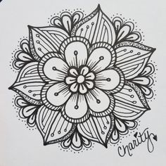 Find out what this artist draws in her 45 minute lunch hour. | CraftyArtistKC