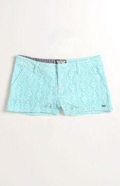 Womens Volcom Short - Volcom Stone Roses Shorts