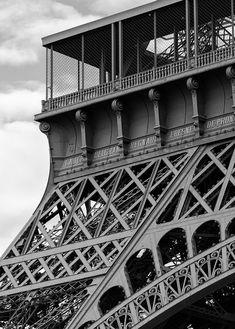 Eiffel Tower Print Set, Paris Wall Decor, France Wall Art, Set of Three Prints - Travel Photography, Tour Eiffel, Paris Eiffel Tower, Architecture Concept Drawings, Architecture Details, Paris Architecture, Level Design, Paris Wall Decor, Gustave Eiffel, Triomphe