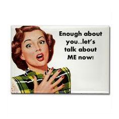 Talk About Me Fridge Rectangle Magnet > Funny Fridge Magnets > Cafe Pretzel T-Shirts & Gifts