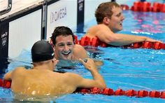Michael Jamieson claims silver for Great Britain in men's 200m breastroke at London 2012 Olympics