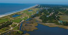Oceanfront golf resort in Charleston, S. Par three for him, pedicure for her. Charleston Beaches, Charleston Sc, Kiawah Island Golf, Beach Resorts, Beach Hotels, Isle Of Palms, Dream City, Vacation Style, Beach Town
