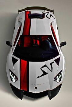 TodoGrama — Que les parece esta hermosura de #Lamborghini?