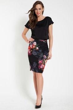 dresscodex top&skirt Www.lidyana.com