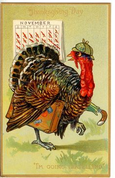 Vintage Thanksgiving Postcards | Vintage Thanksgiving Postcard | Flickr - Photo Sharing!