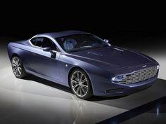 Aston Martin Zagato DBS Coupé Centennial (2013)