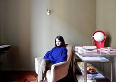 Insider Mailand: Eleonora Fiori Schmuck Design, Designer, Bean Bag Chair, Furniture, Home Decor, Decoration Home, Room Decor, Beanbag Chair, Home Furnishings