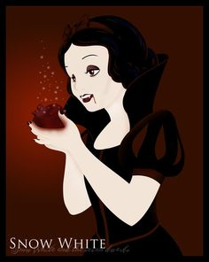 Snow White by TheDarkishSide on DeviantArt