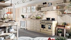 Cucina canapa talcato | Callesella