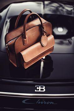 ジョルジオ アルマーニ×ブガッティ - 車の特徴を落とし込んだウェアやレザーグッズ 写真6