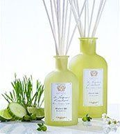 Antica Farmacista Blade of Grass 250ml Home Ambiance by Antica Farmacista. $62.00. Unique and beautiful way to fragrance and decorate your home Provides a lasting constant and beautiful scent. A beautiful grass rendition that captures a fresh clean green scent of bright green grass and complex citrus notes mingle beautifully with fresh hints. Ingredients are Alcohol Propylene Glycol Fragrance Aqua water Benzopheone. Antica Farmacista Home Ambiance Fragrance, the ...