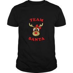 Shop team santa reindeer female T-Shirt custom made just for you. Available on many styles, sizes, and colors. Designed by Duanestish Geek Tech, Funny Christmas Shirts, Santa And Reindeer, Custom Shirts, Custom Design, Shirt Designs, Female, Hoodies, Tees