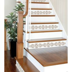 kolkata stripes decal for stairs