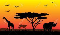 Another Safari landscape I like