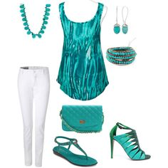 Love this color, created by donna-williams-burgess on Polyvore