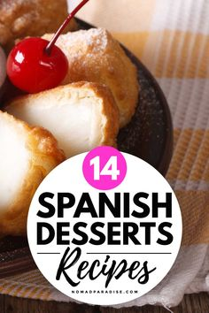 Spanish Desserts, Spanish Dishes, Mexican Dishes, Spanish Recipes, Spanish Food, Peruvian Desserts, Peruvian Recipes, Mexican Dessert Recipes, Mexican Food Recipes