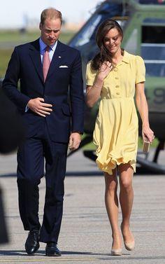 Kate Middleton: Jenny Packham & LK Bennett
