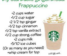 how to make a starbucks double chocolate chip frappuccino Café Starbucks, Bebidas Do Starbucks, Starbucks Secret Menu Drinks, Starbucks Frappuccino, Menu Secreto Starbucks, Coffee Drink Recipes, Fondue Recipes, Copycat Recipes, Coffee Drinks