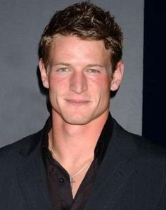 Philip Winchester is the inspiration for my character, Ryan Stonebridge.